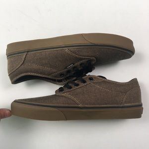 Vans Shoes - Vans Brown Sneakers Sz 8.5 A80 0f287edce